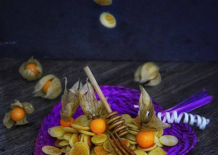 الصورة الرئيسية لوصفةميني بان كيك 🥞 بنكهة الليمون