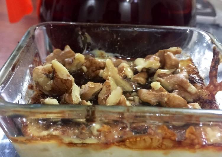 الصورة الرئيسية لوصفةكنافة اللوز حلويات كيتو