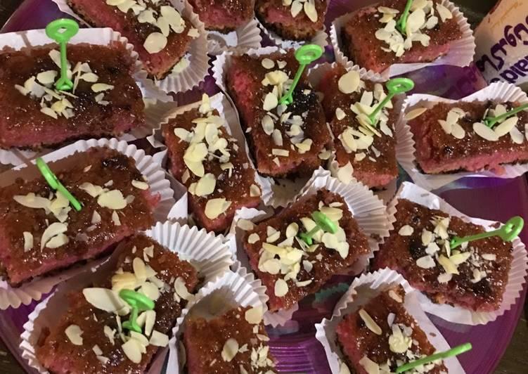 الصورة الرئيسية لوصفةكيكة الزبادي بطعم التوت