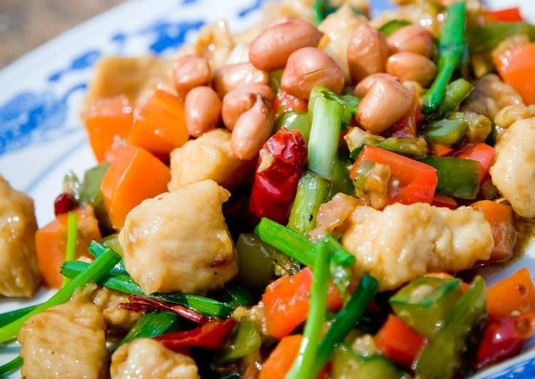 الصورة الرئيسية لوصفةطريقة عمل دجاج صيني بصلصة الصويا