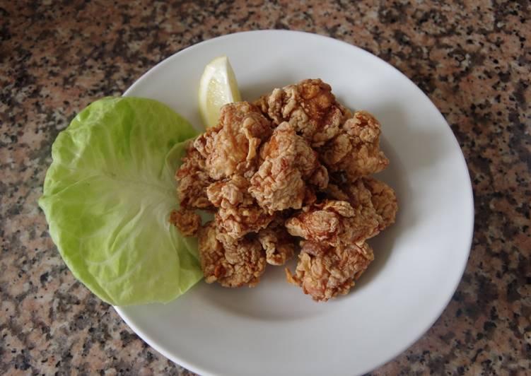 الصورة الرئيسية لوصفةكراغي دجاج مقلي 1
