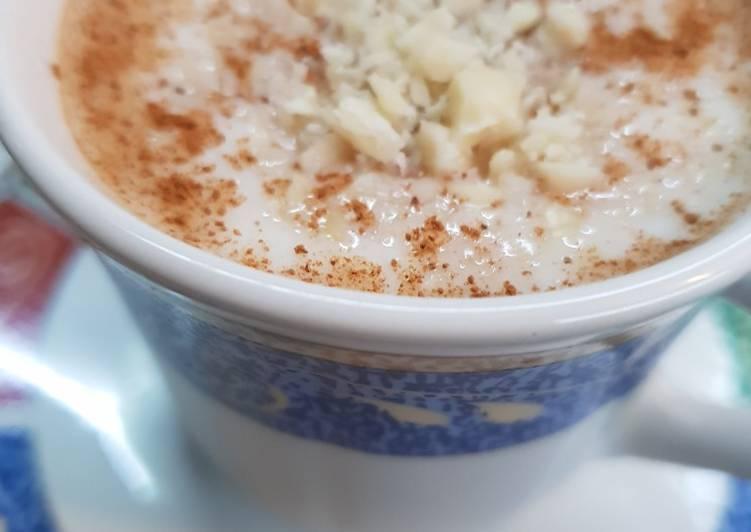 الصورة الرئيسية لوصفةقهوة حلوة باللوز 1