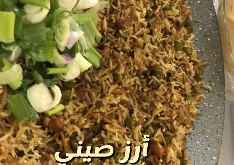 الصورة الرئيسية لوصفةأرز صيني سبيشل