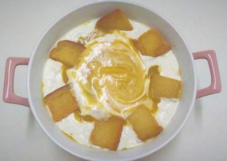 الصورة الرئيسية لوصفةشوربة البطاطا الحلوة مع كريما الصويا 1